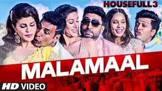 malamaal song, housefull 3, malamaal song in housefull 3