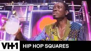 Michael Blackson & Karrueche Tran Want to Join Salt-N-Pepa 'Sneak Peek' | Hip Hop Squares