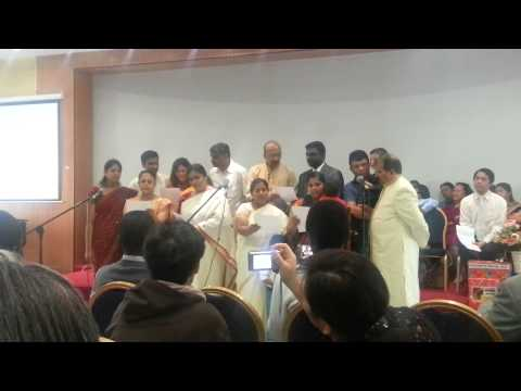 Indian Community Doha SDA Church (Hindi Song)