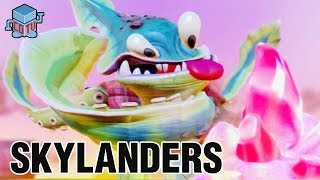 Skylanders Swap Force Gameplay 08 Twisty Tunnels