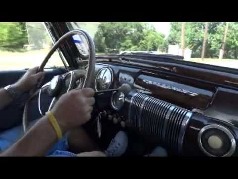 1941 Lincoln Continental V12 Coupe in Action
