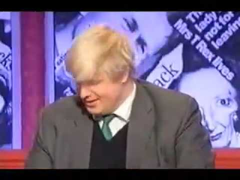 Have I Got News For You - Boris Johnson