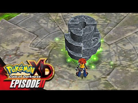 Pokémon XD Gale of Darkness Let's Play w/ TheKingNappy - Ep 11