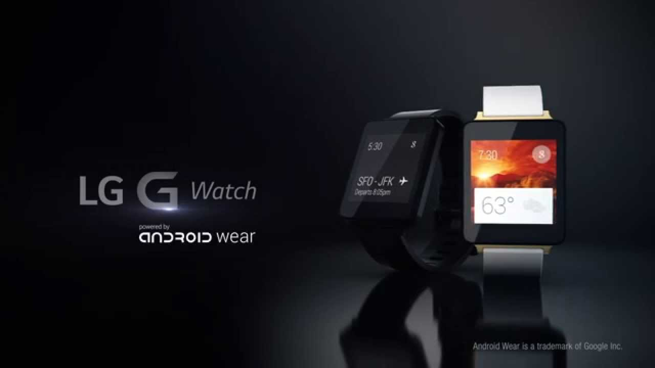 LG G Watch : Product Movie