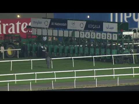 Vidéo de la course PMU ZABEEL MILE