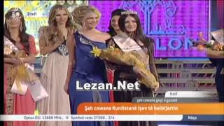 FULL HD - Miss Kurdistan 2013 -  Lezan.Net -