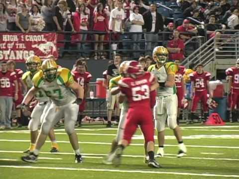 Lynden Lions Vs Prosser Mustangs Wiaa 2008 2a Football
