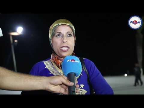 مواطنة من الحسيمة تطالب بزيارة ملكية