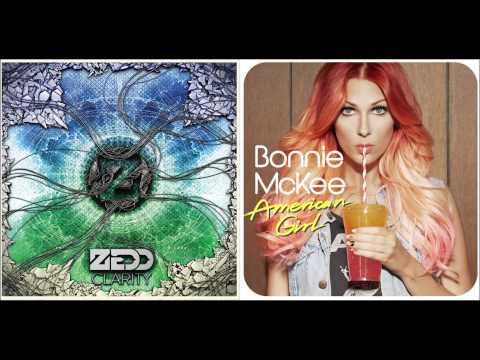 Zedd ft. Foxes vs. Bonnie Mckee - Clarity vs. American Girl (Mashup)