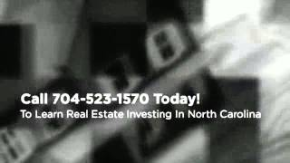 Learn Real Estate Investing Charlotte North Carolina