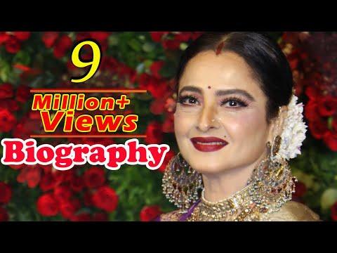 Rekha - Biography
