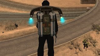 Jetpack Confirmed GTA 5 Easter Egg / Chiliad Mystery