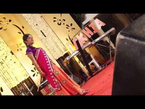 The Bride's surprise performance ( Savar loon + Saibo Nirja-Riken sangeet Sandhya )!!