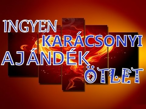 Ingyen Karcsonyi Ajndk tlet