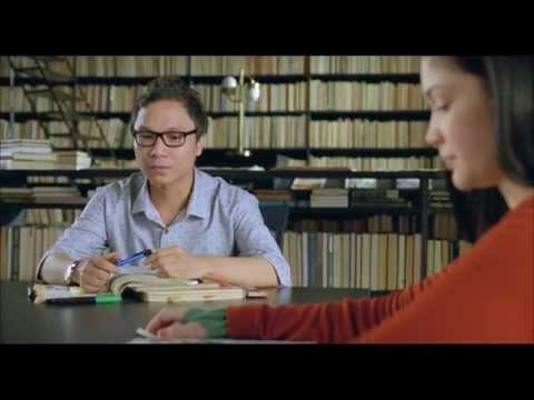 Cadbury Dairy Milk Library. Film 1