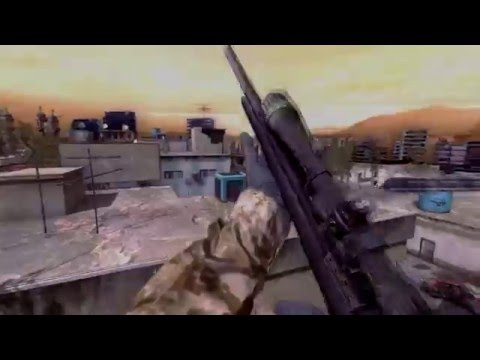 Unbelievable way near Backyard of the Strike (CoD4) (PC)