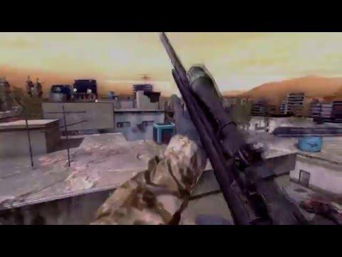 Unbelievable way near Backyard of the Strike (CoD4) (PC)