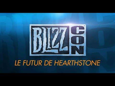 What's Next : Heartstone Blizzcon 2017