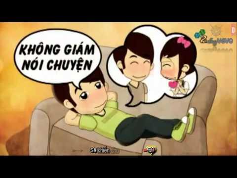 [Lyric + Kara] Chuyện tình trên Facebook - Hồ Việt Trung