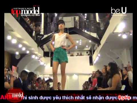 Vietnam's Next Top Model 2012 - Tap 13 Full.
