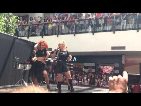 LORA - Puisor (live)_Arena Mall Bacau_31 05 2015