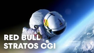 RedBull Stratos CGI-The Official Findings