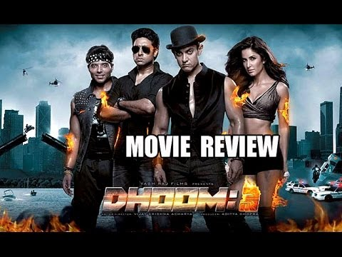 'Dhoom 3' Full Movie Review | Hindi Latest News | Aamir Khan, Katrina Kaif, Abhishek Bachchan