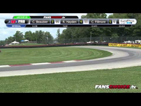 AMA Pro SuperBike Race 2 from Mid-Ohio - 2014 AMA Pro Road Racing