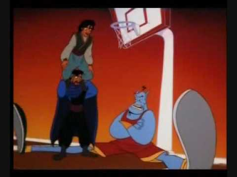 Aladdin and the King of Thieves - Father and Son (Italian)