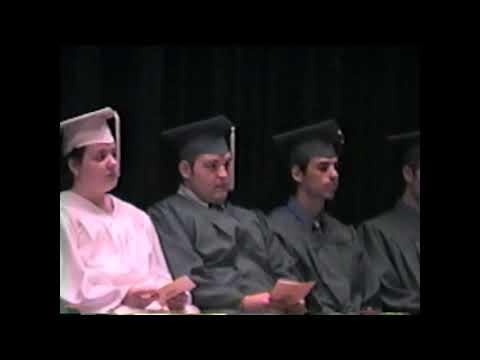 CCRS Graduation 6-25-04