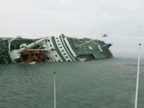 South Korea ferry disaster: Transcripts reveal confusion among crew