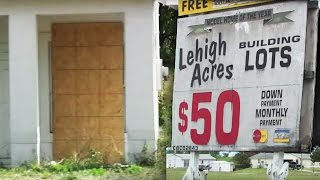 Dreams for Sale: The Foreclosure Crisis in Lehigh Acres, Florida