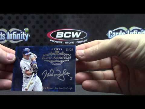 Five Star 2013 Topps FIVE Star Baseball 2 Box Break