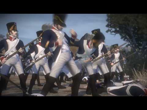 Napoleon: Total War. Коллективная игра - ролик на русском языке