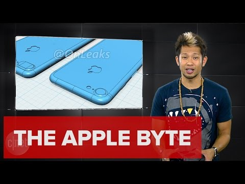 iPhone 7 and 7 Plus design and features revealed in blueprints (Apple Byte)