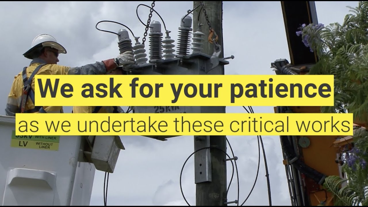 Why energy networks do critical works