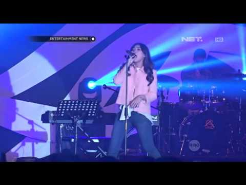 Isyana Sarasvati Jatuh Di Konser 30 Tahun Kahitna