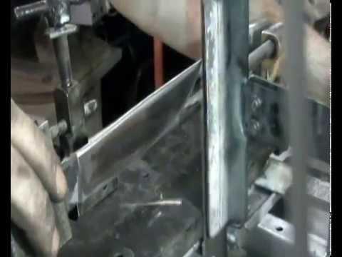 guia casera para biselar cuchillos en lijadora de banda ( 2ª parte )