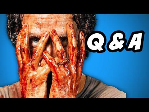Walking Dead Season 5 Q&A - Inside Daryl Dixon and Rick's Headspace