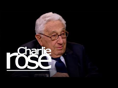 Henry Kissinger on Putin and the Crisis in Ukraine