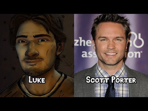 Characters and Voice Actors : The Walking Dead Game: Season 2 Episode 2