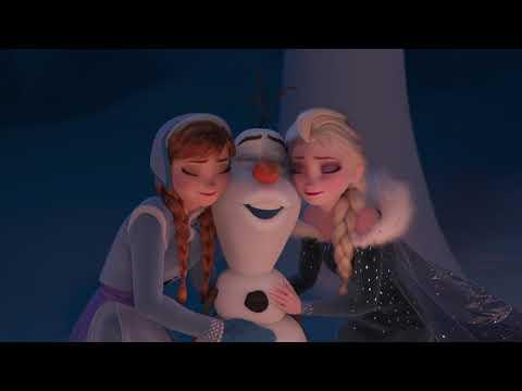 Ledové království - vánoce s Olafem - trailer