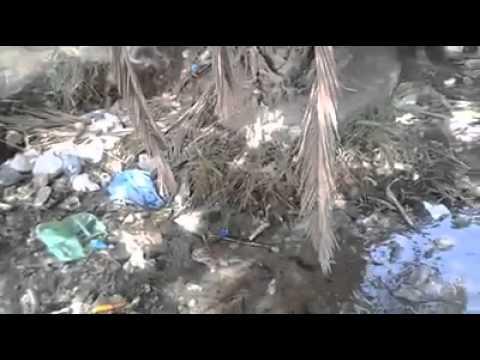 تلوث مياه حامات كراندو