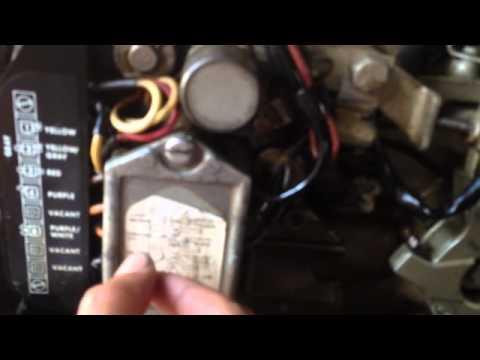 55 EvInrude ignition tests for spark