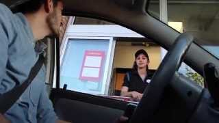[Foreign Language Drive Thru Prank] Video