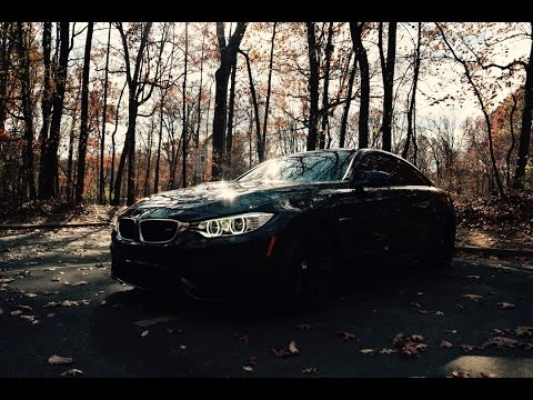 BMW M4 All Black Review