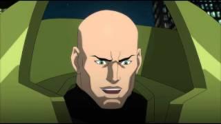 Justice League vs The Legion of Doom