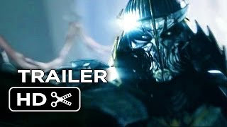 Teenage Mutant Ninja Turtles Official Trailer #2 (2014) - Whoopi Goldberg, Megan Fox Movie HD