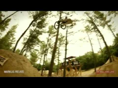 BMX Dirt Jump - Vans Kill The Line 2011