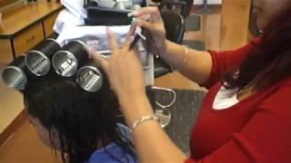 Dominican Hair Salon By Massiel Roller Set
